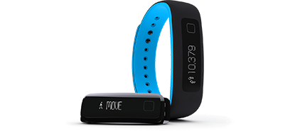 iFit Vue — A fresh look at fitness.
