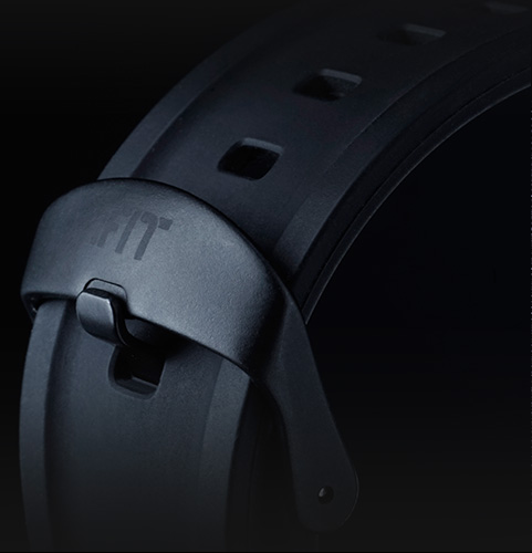 iFit Classic — Soft, sporty wristbands.