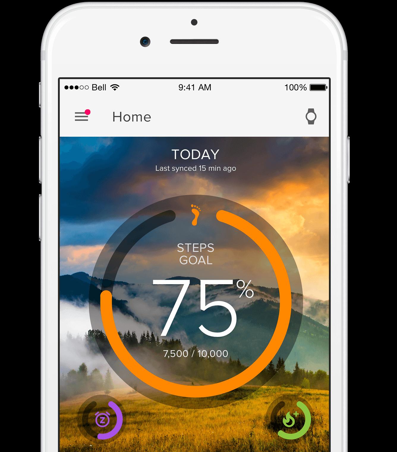 iFit Vue — Get the iFit app.