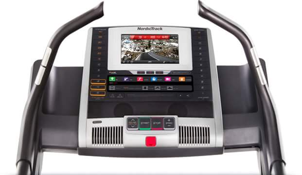 Nordic treadmill c2100 manual