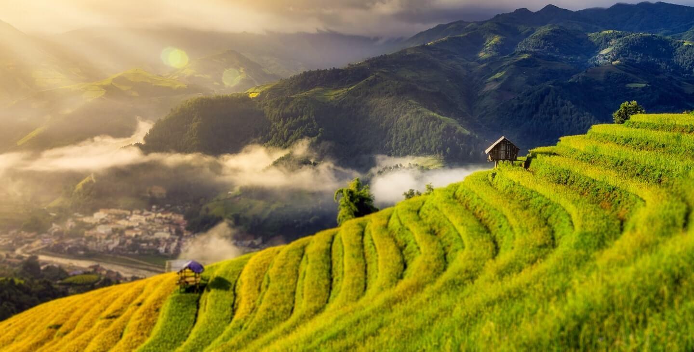 Mù Cang Chải, Vietnam