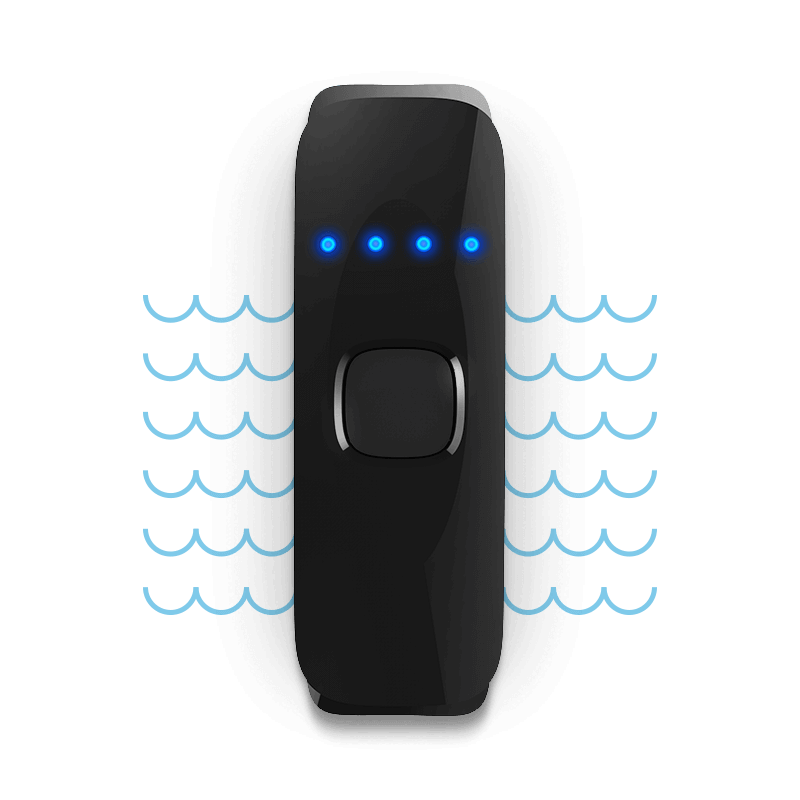 iFit Link — Water-resistant.